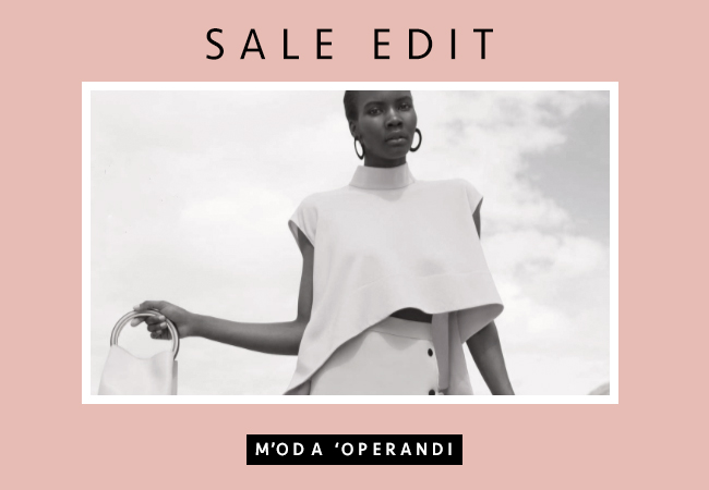 Moda Operandi Friends & Family Sale Edit