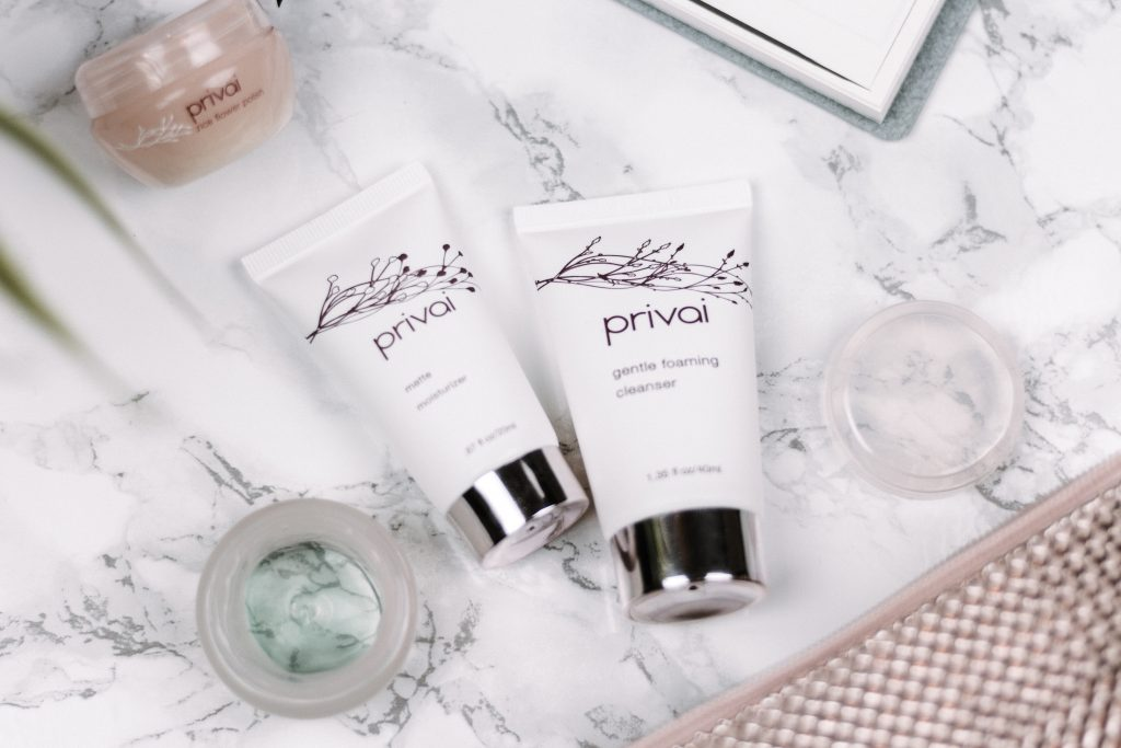 Privai Skincare Discovery Kit